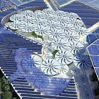 Smart City for Masdar, Abu Dhabi. Atelier BNP Paribas.