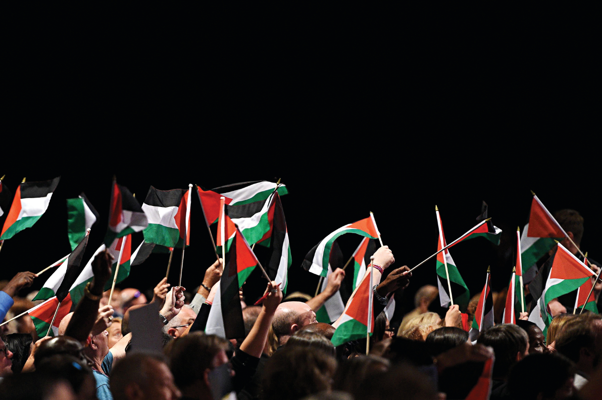 Labour's policy on Israel and the Palestinians should not be dictated by PSC