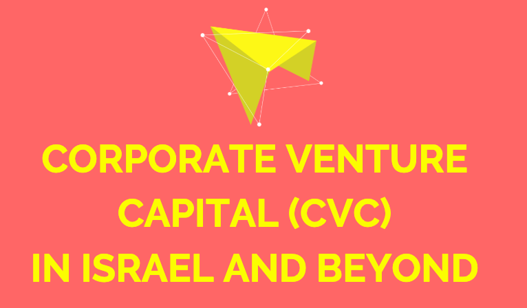 Thoughts on Corporate Venture Capital (CVC)