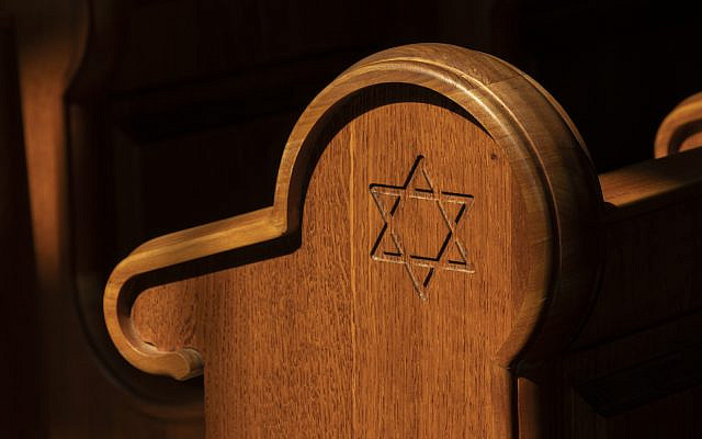 Keeping the synagogue pews empty temporarily is seen as one way to stop the spread of COVID-19. (Getty Images)