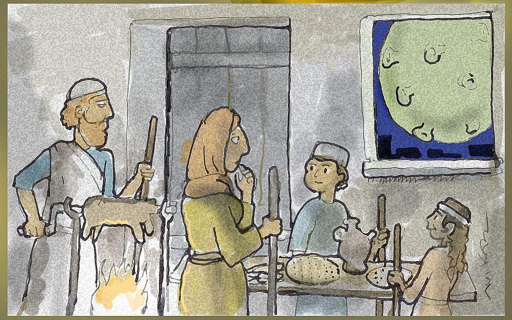 Illustration: Avi Katz