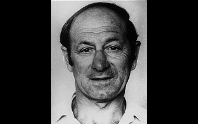 Yakov Springer 1921-1972