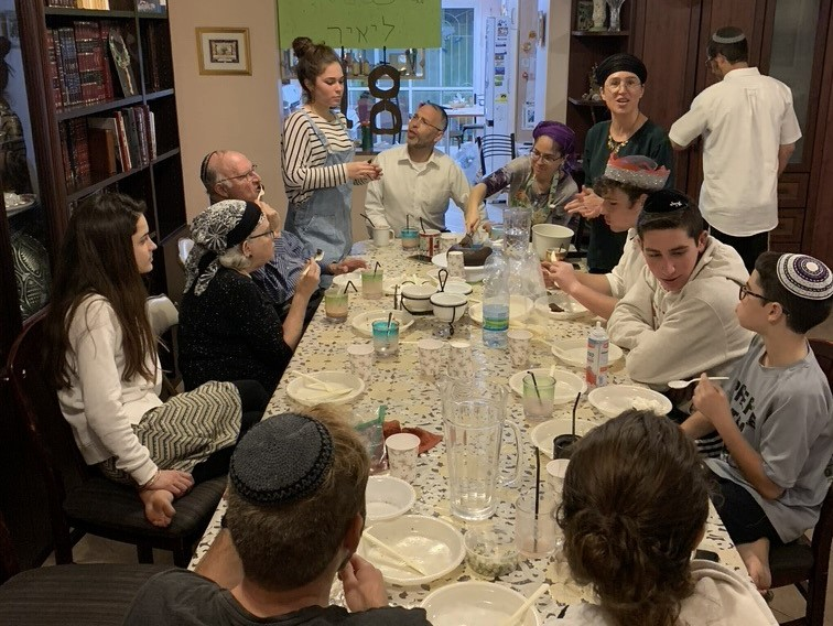 To Mom and Dad: Passover doesn't make sense without you