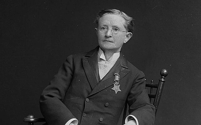 Dr. Mary Walker photographed by C. M. Bell. (Public Domain/ Wikimedia Commons)