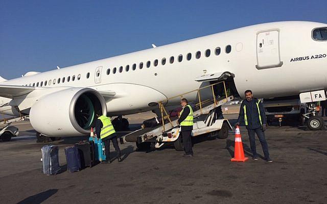 The Air Sinai flight. (Author's own)
