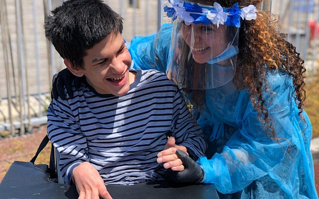 """ALEH has created a """"protective cocoon"""" for its immunocompromised residents with severe disabilities, keeping them active, happy and calm, while shielding them from COVID-19. Does a truly inclusive world await them on the other side of this Coronavirus craziness?"""