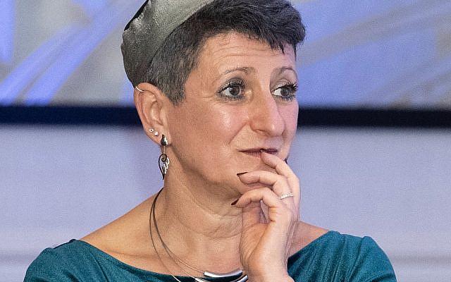 Rabbi Laura Janner-Klausner (Jewish News)