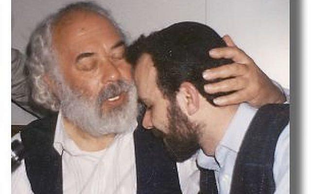 Reb Shlomo Carlebach blessing