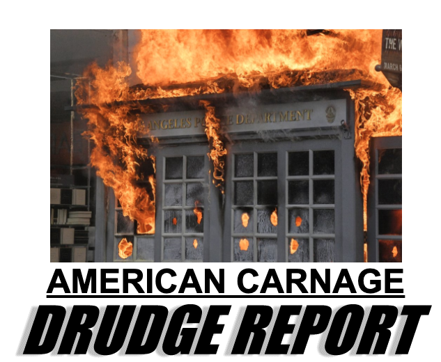 America Burning : A Country Without Countrymen