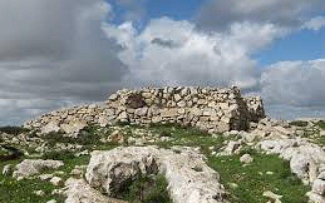 On Mt. Eval