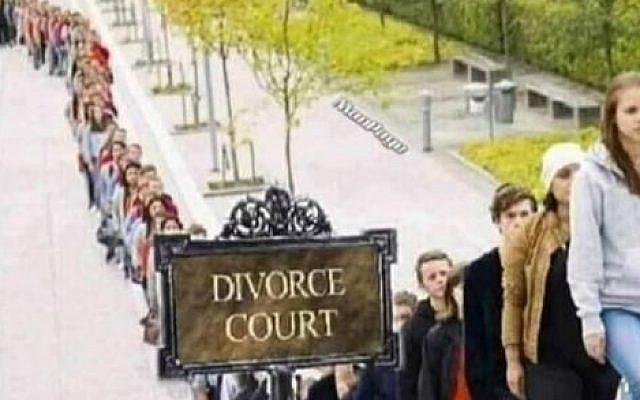 Meme circulating on social media - original source unknown.