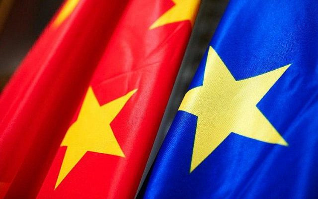 EU Global Economy with Chinese Divider, image from Flickr