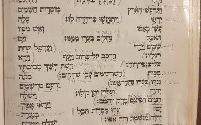 Birenbaum Machzor pg. 253
