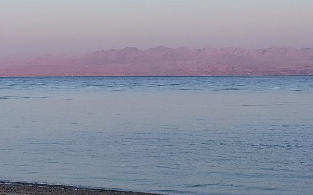 Sunset in Sinai (Ruthi Soudack)
