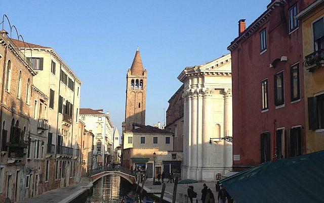 Venice - the merchant of Venice