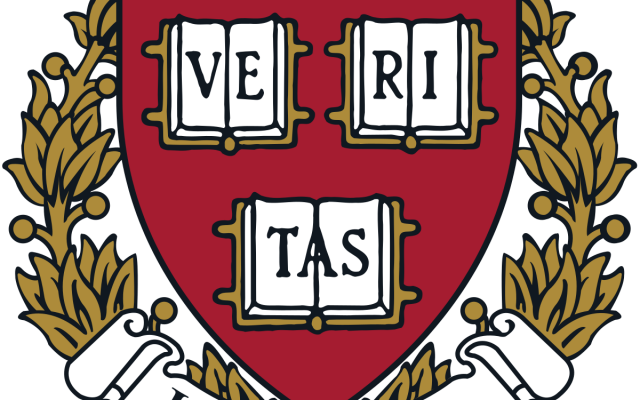 the Harvard logo