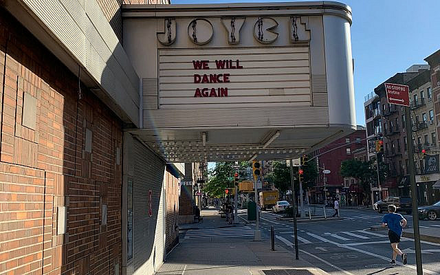 Photo taken by Penny Cagan, New York City, June 2020.