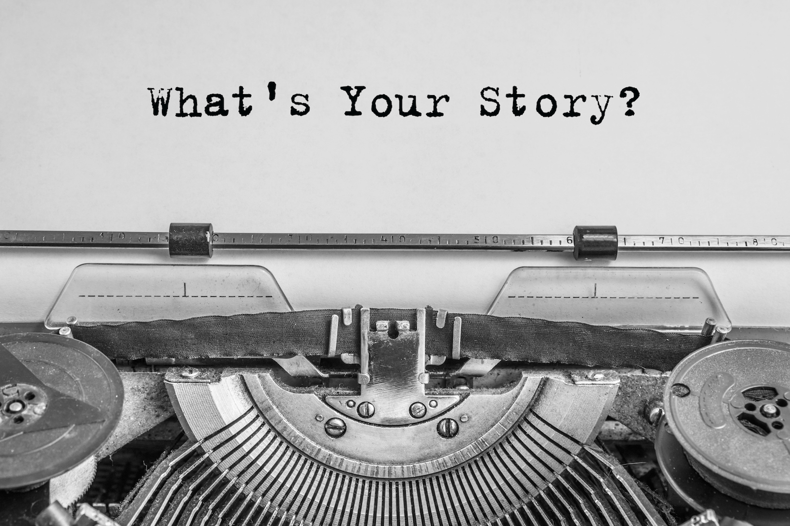It's my blogaversary. Here's what I've learned about storytelling