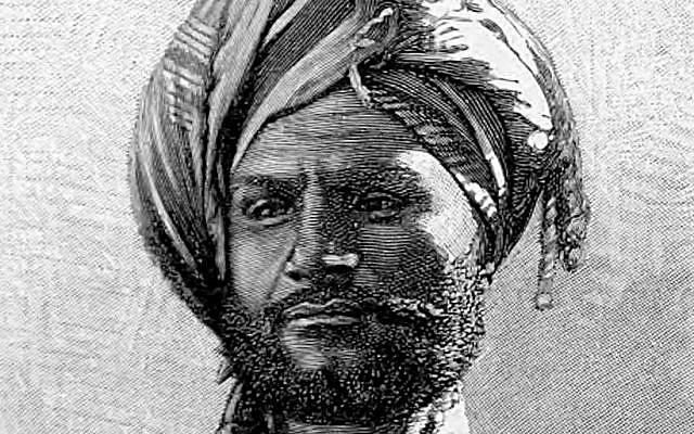 Ahmad Ibn Majid, by Jane Dieulafoy, 1888. (Public Domain/ Wikimedia Commons)