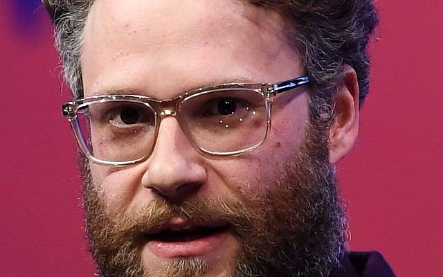 Seth Rogen. (Stephen McCarthy/Collision via Sportsfile/ Wikimedia Commons)