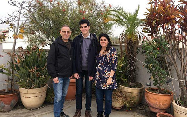 Jenny with her family  (Jewish News)