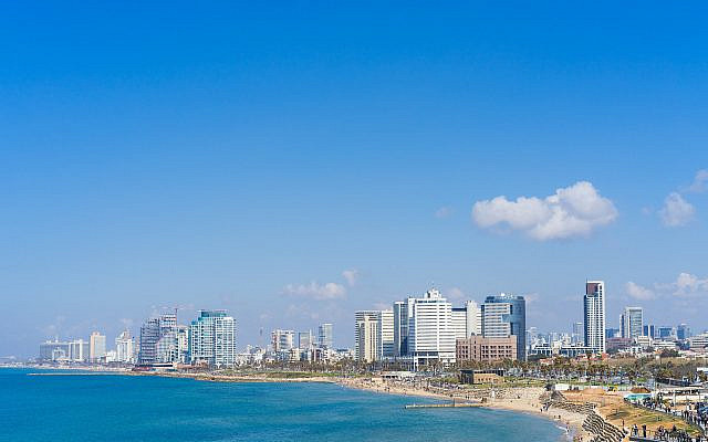 Metropolitan areas such as Tel Aviv offer prime residential real estate on non Governmental land. Image; courtesy Dan Gold