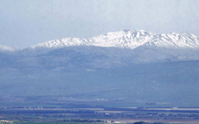 Mount Hermon. Freelancing in Israel is sometimes likened to climbing it. I would content that for many people, the comparison is untrue.