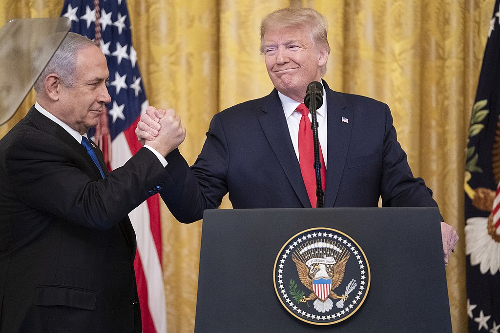 If you think Trump has been good for Israel…think again