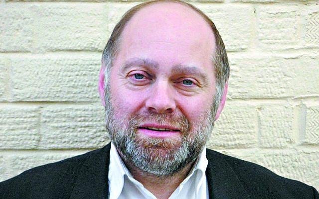 Brian Gordon (Jewish News)