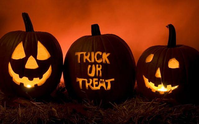 Halloween memories burning bright.