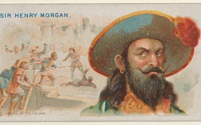 Sir Henry Morgan. (CCO/ WIkimedia Commons)