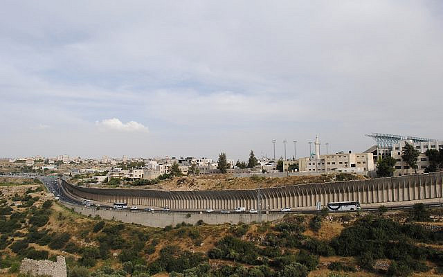 Improvements to Route 60 in the West Bank help both Israeli and Palestinian motorists travel to their destinations. (Dexter Van Zile)