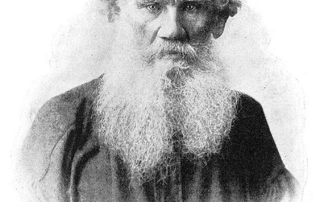 Count Lev Nikolayevich Tolstoy, usually referred to in English as Leo Tolstoy, was a Russian writer who is regarded as one of the greatest authors of all time. Original edition from my own archives Source : Die Gartenlaube 1900 Graveur : A. Schuler