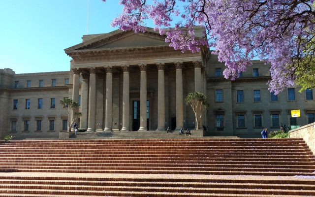University of the Witwatersrand, South Africa Copyright: Tanya Hoshovsky