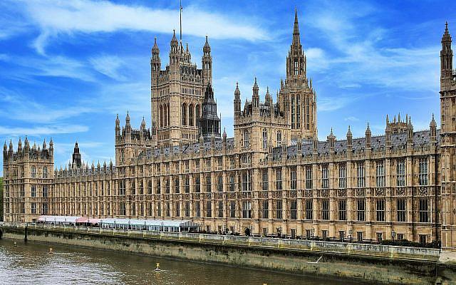 Houses of Parliament. (Andrew Buchanan on Unsplash via Jewish News)