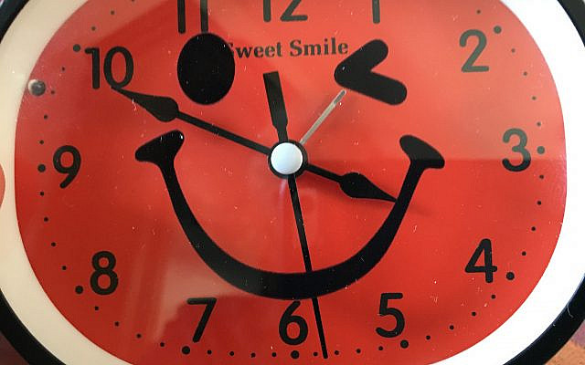 Smile (photo by Stephen Horenstein)