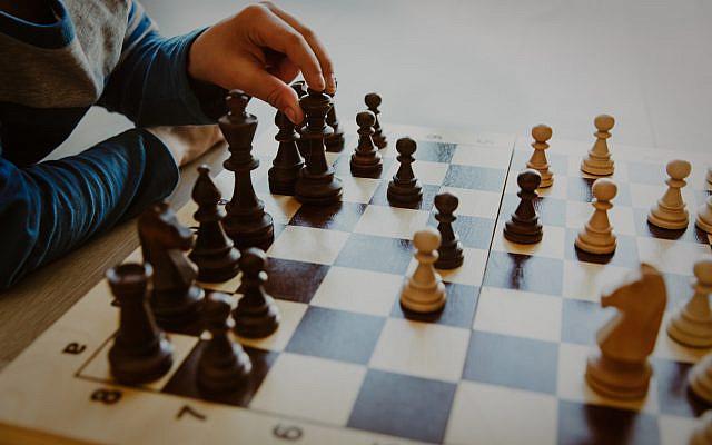 Chess. (iStock)