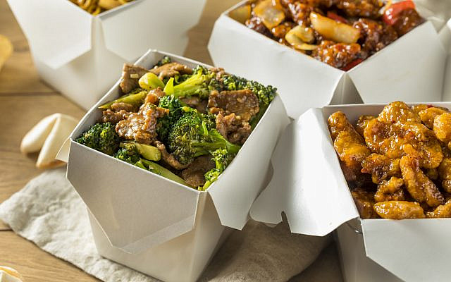 Chinese takeout. (iStock)