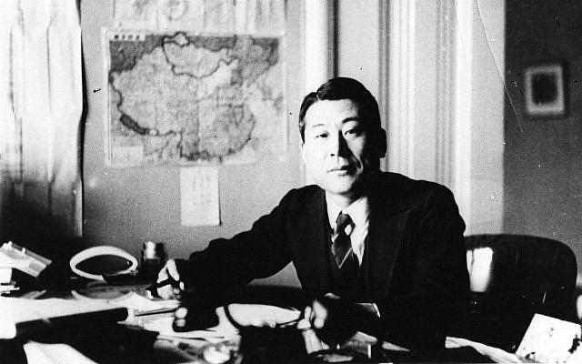 Chiune Sugihara (Photo: Wikicommons)
