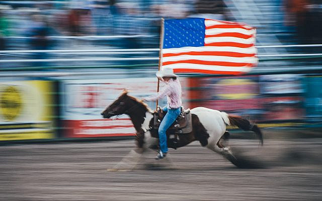 Jackson Rodeo in Jackson Hole, Wyoming. Photo: Melissa Newkirk on Unsplash