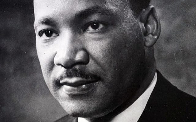 Martin Luther King, Jr. (1929-1968). World History Archive/image purchased on Alamy.com for editorial use.