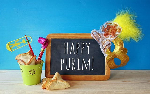 Happy Purim! (Jewish News)