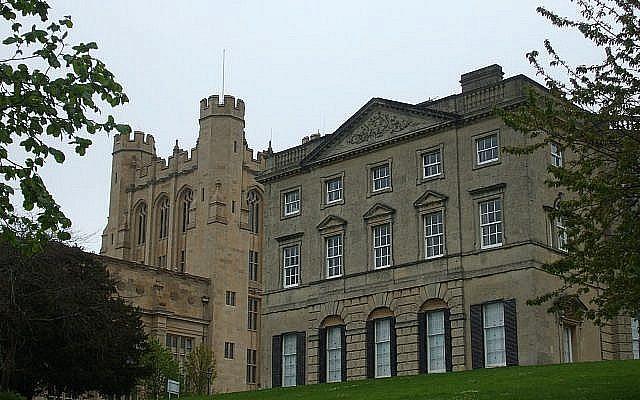 University of Bristol building, 2008 (Credit: Francium12, Wikimedia Commons via Jewish News)