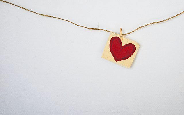 Valentine's Day (Photo by Debby Hudson on Unsplash via Jewish News)