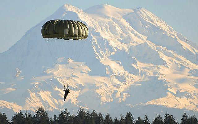 via Pixabay https://pixabay.com/photos/parachute-paratrooper-parachutist-63045/