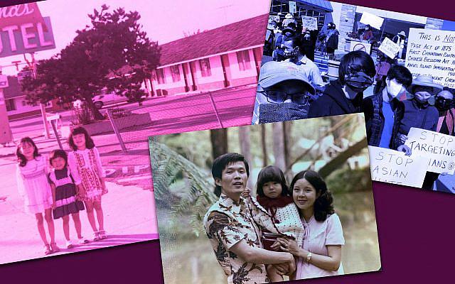 Family photos from the author, Jenny Wong (Courtesy)