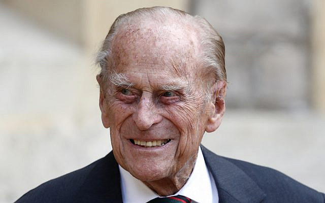 Duke of Edinburgh (Adrian Dennis/PA Wire/PA Images)