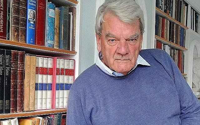 David Irving (Via Jewish News)