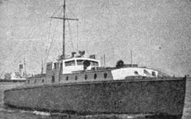 Sea Lion, the ship from which 23 seamen disappeared on May 18, 1941. (Wikipedia)