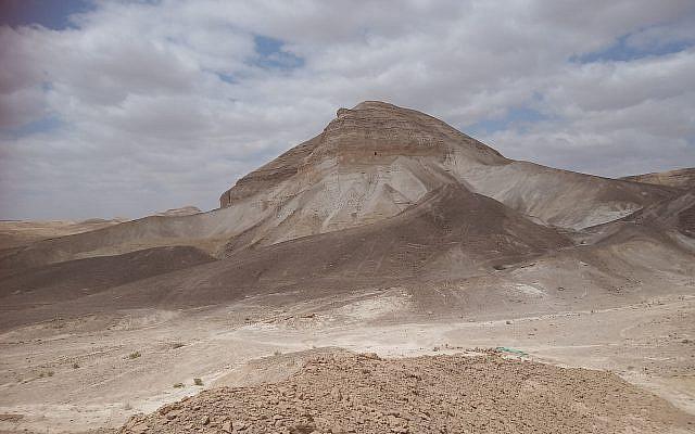 Judean Desert (Photo: Linda Pardes Friedburg)